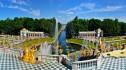 Петергоф(Большой дворец+Фонтаны)